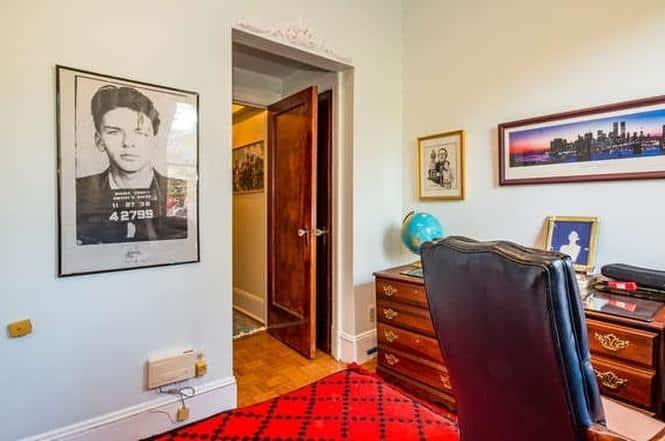 Frank Sinatra Hoboken home