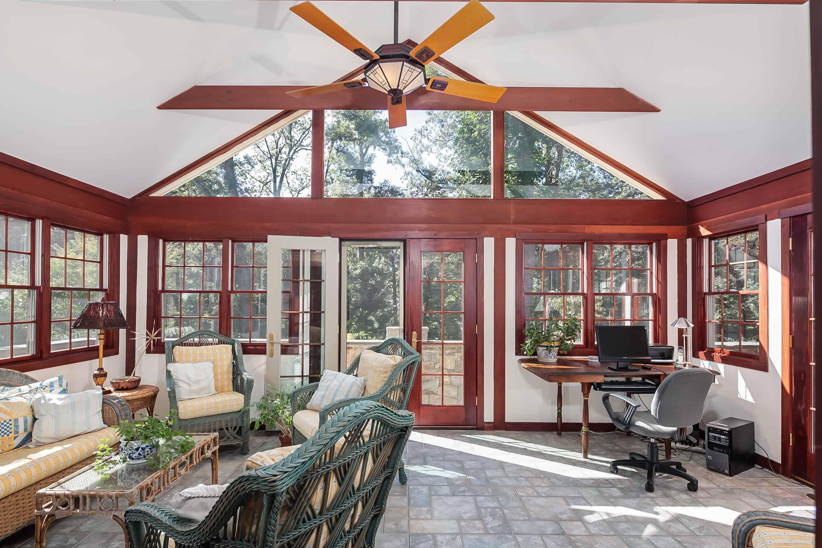 28+Greenhouse Sunroom Addition