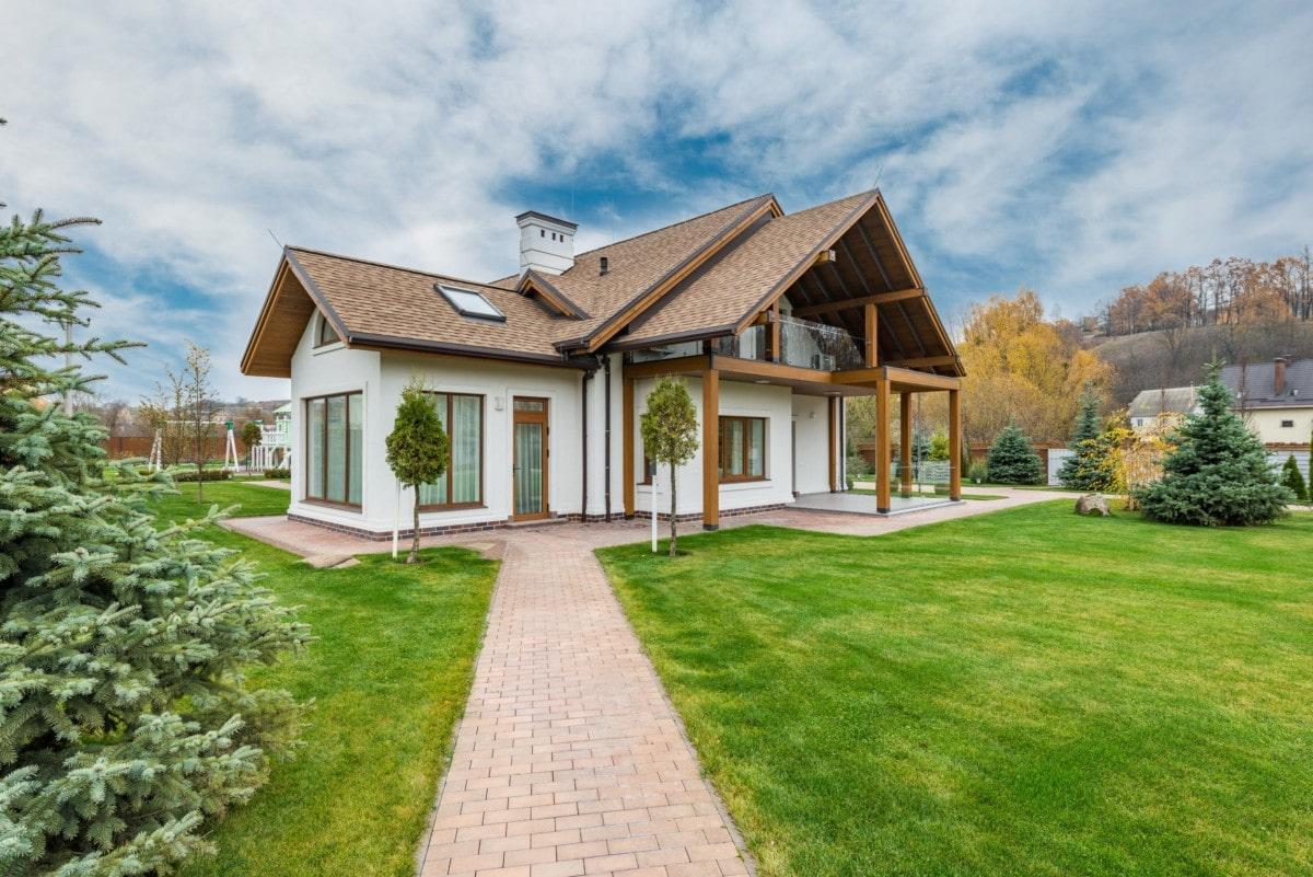 Home exterior home inspection