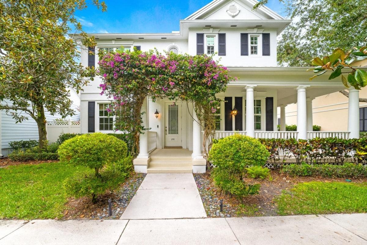 Enhance curb appeal when preparing for a home appraisal