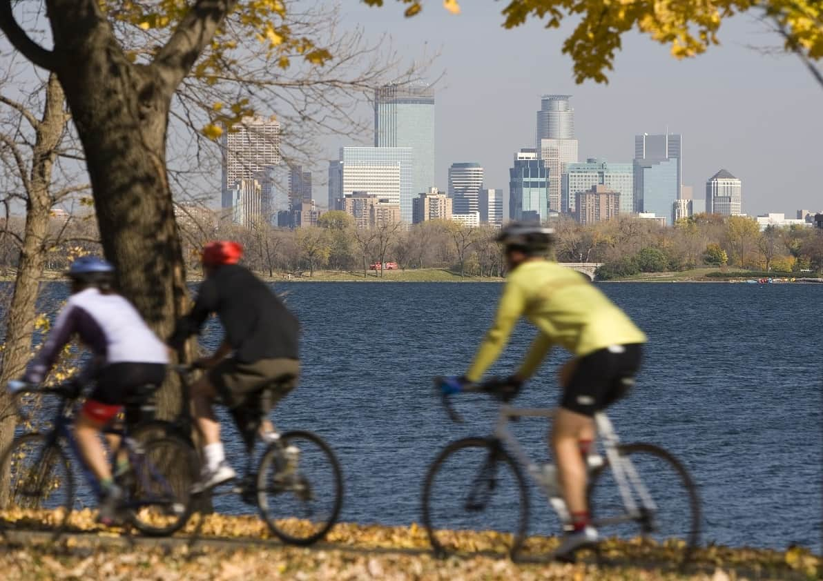 Most Bikeable Cities of 2015